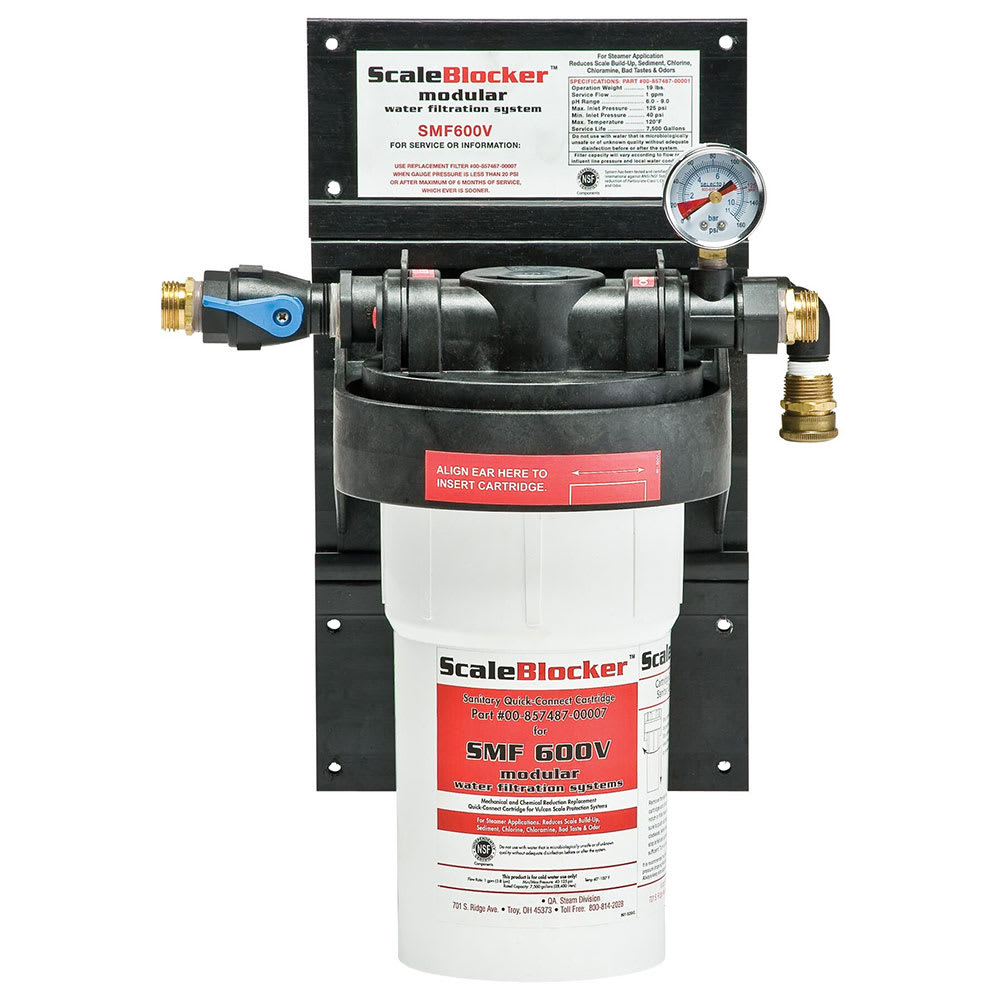 Vulcan SMF600 SYSTEM Scaleblocker Water Treatment System for C24EA3 & C24EA5