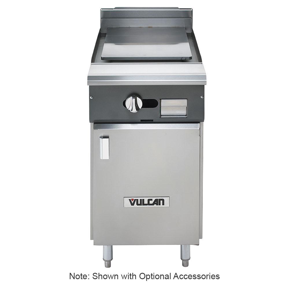 "Vulcan V2B18B 18"" 2-Burner Gas Range w/ Cabinet Base, NG"