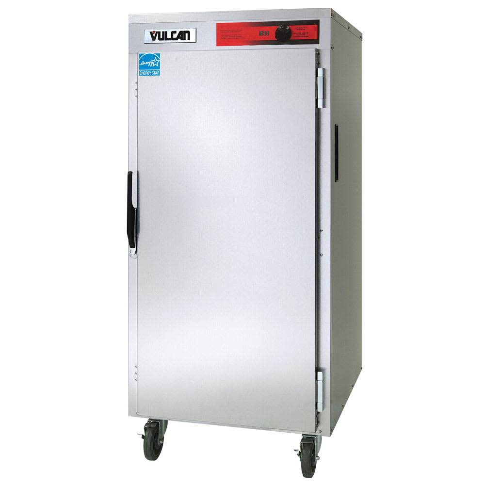 Vulcan VBP13 Full Height Mobile Heated Cabinet w/ (13) Pan Capacity, 208/240v