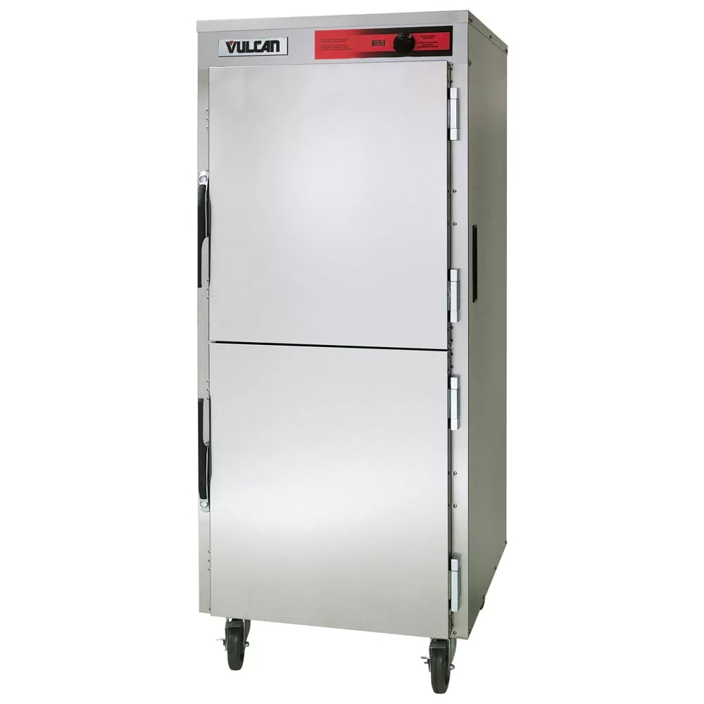 Vulcan VBP15 Full Height Mobile Heated Cabinet w/ (15) Pan Capacity, 120v