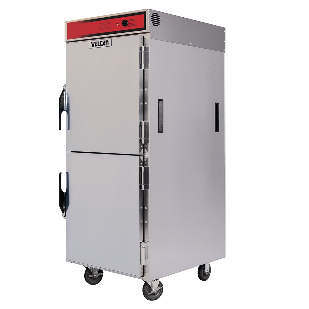 Vulcan VBP15LL Full Height Insulated Mobile Heated Cabinet w/ (30) Pan Capacity, 120v