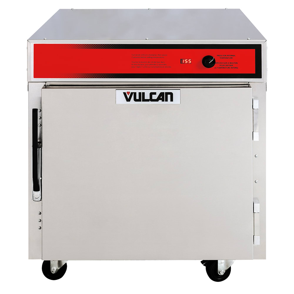 Vulcan VBP5 Undercounter Insulated Mobile Heated Cabinet w/ (5) Pan Capacity, 120v