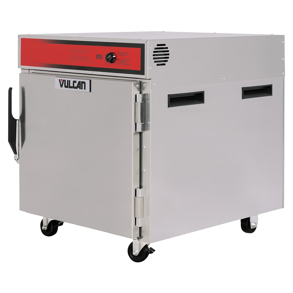 Vulcan VBP7LL 1/2 Height Insulated Mobile Heated Cabinet w/ (15) Pan Capacity, 120v