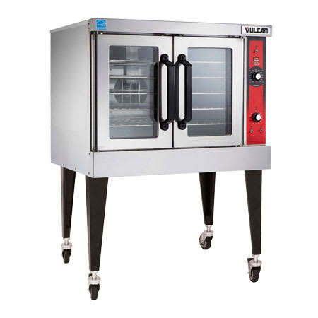 Vulcan VC5ED Full Size Electric Convection Oven - 208v/3ph