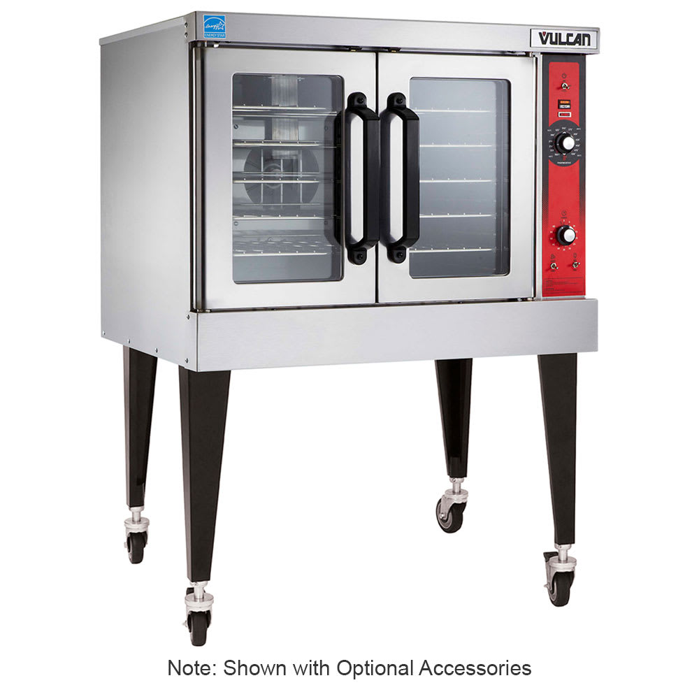 Vulcan VC4ED Full Size Electric Convection Oven - 208v/1ph