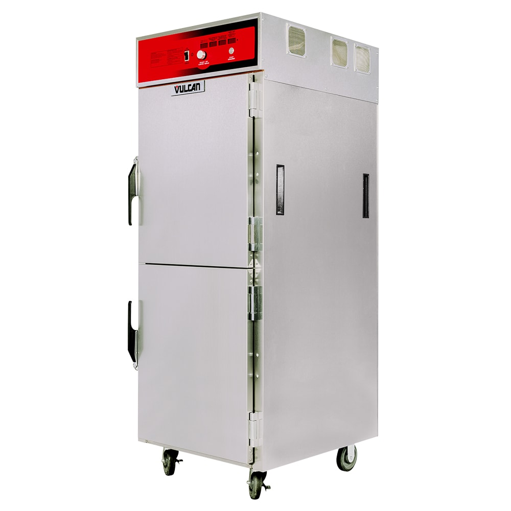 Vulcan VCH16 Full Height Mobile Heated Cabinet w/ (16) Pan Capacity, 208-240v/1ph