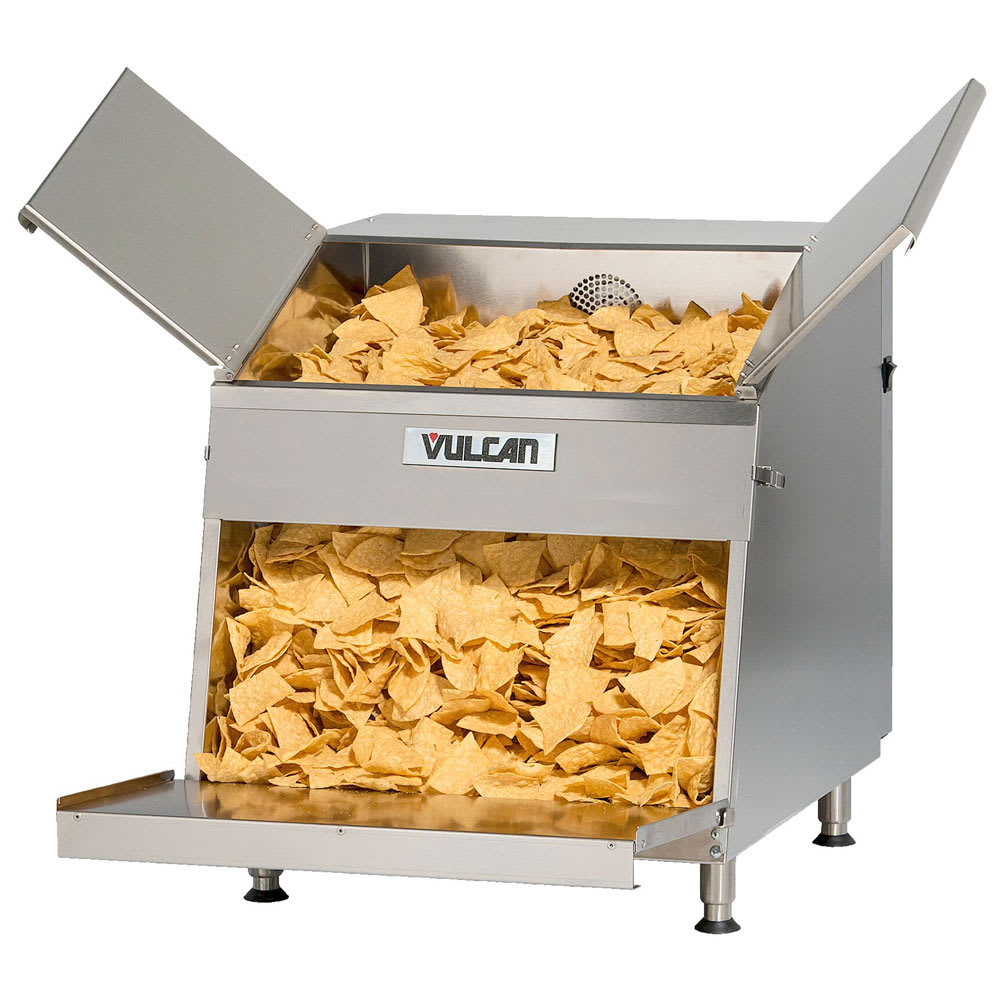 Vulcan VCW26 Top Load Chip Warmer w/ 26-Gallon Capacity, 120v