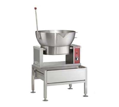 Vulcan VECTS16 Countertop Braising Pan w/ 16-Gallon Capacity, Pour Lip, 240/3 V