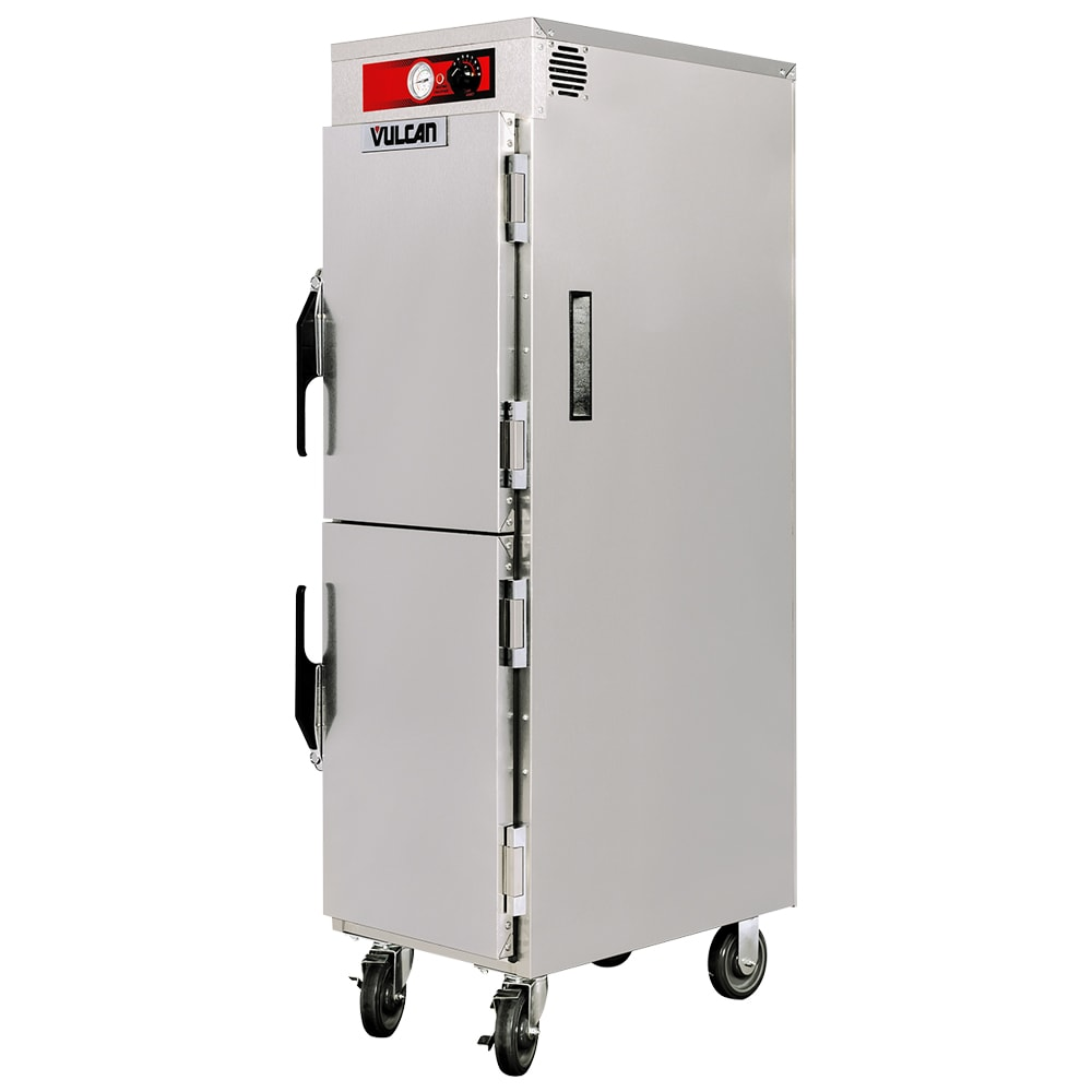 Vulcan VHP15 Holding Transport Cabinet, Mobile, Steam Tables Pans, 120/50-60/1 V