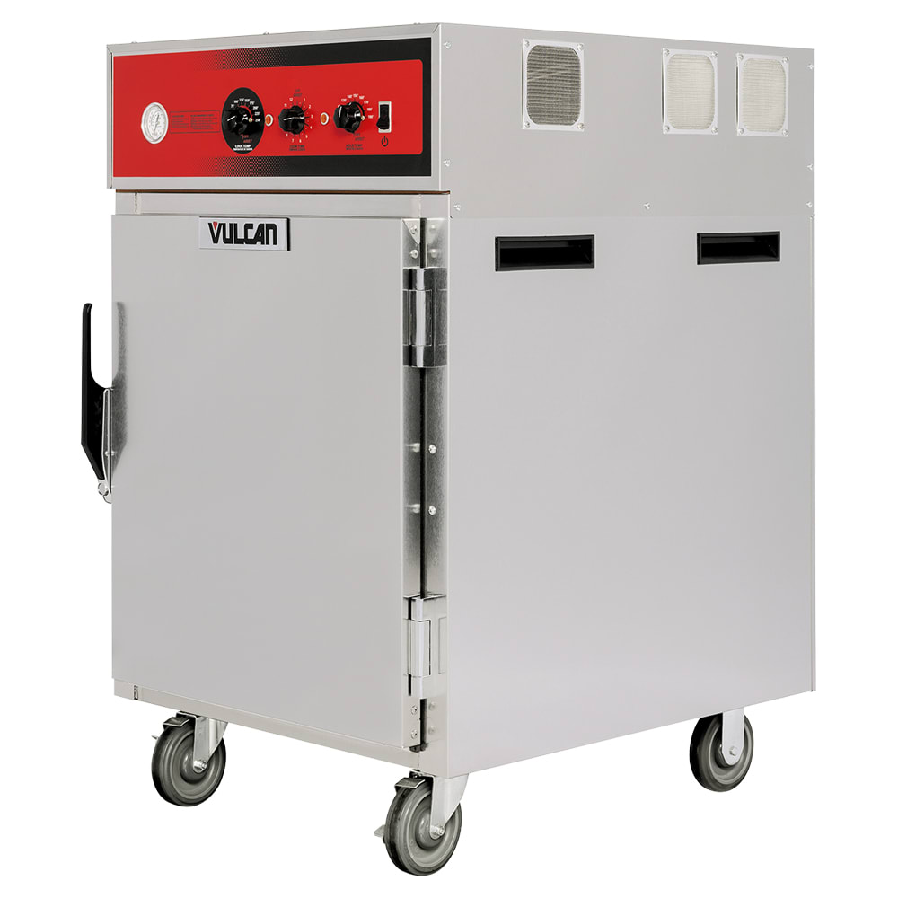 Vulcan VRH8 1/2 Height Insulated Mobile Heated Cabinet w/ (8) Pan Capacity, 208v/1ph