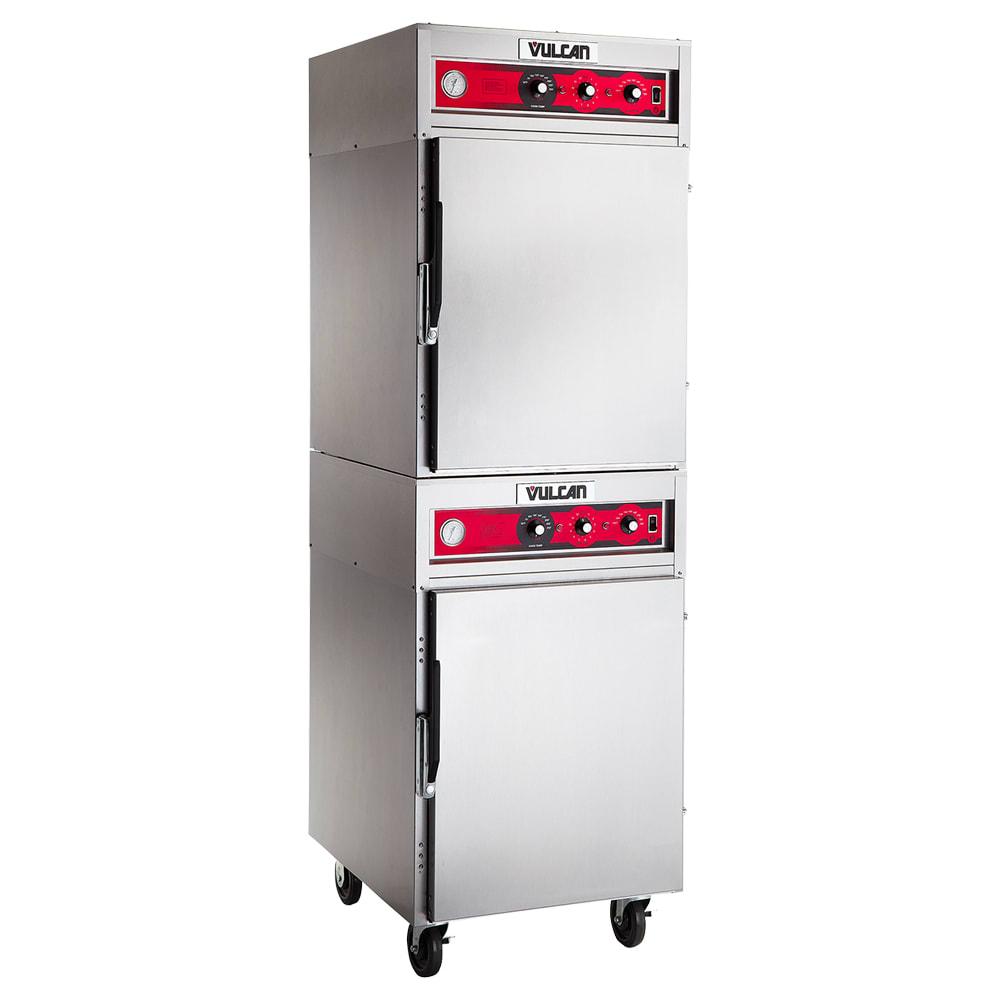 Vulcan VRH88 Full Height Insulated Mobile Heated Cabinet w/ (16) Pan Capacity, 208v/1ph