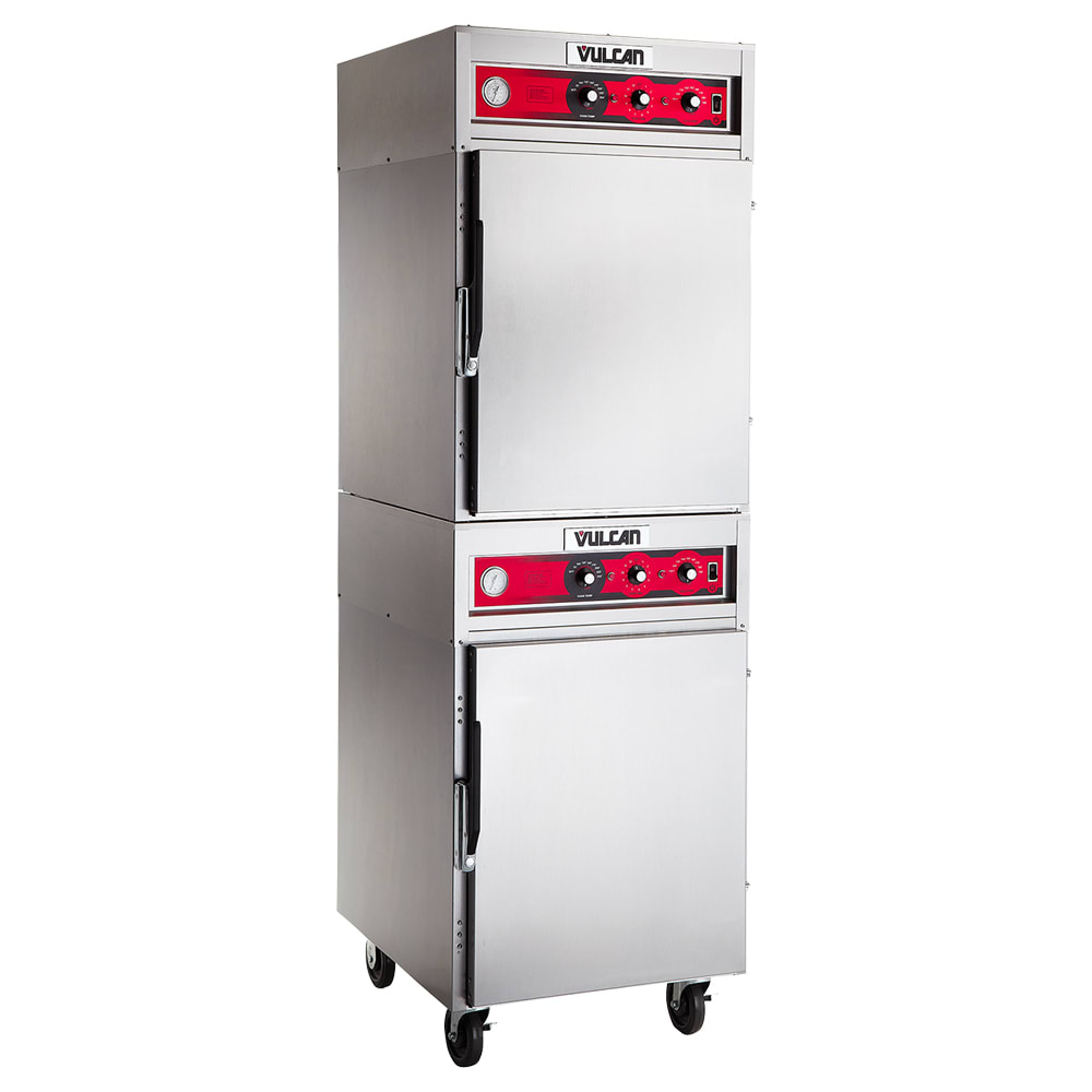 Vulcan VRH88 Full Height Insulated Mobile Heated Cabinet w/ (16) Pan Capacity, 240v/1ph