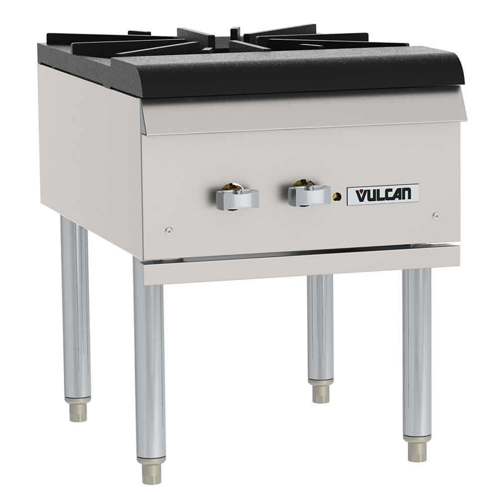 Vulcan VSP100LP 1-Burner Stock Pot Range, LP