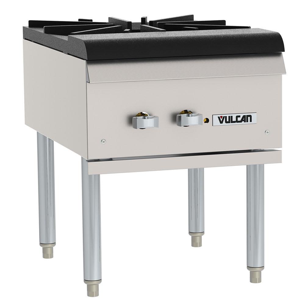 Vulcan VSP100 1 Burner Stock Pot Range, NG