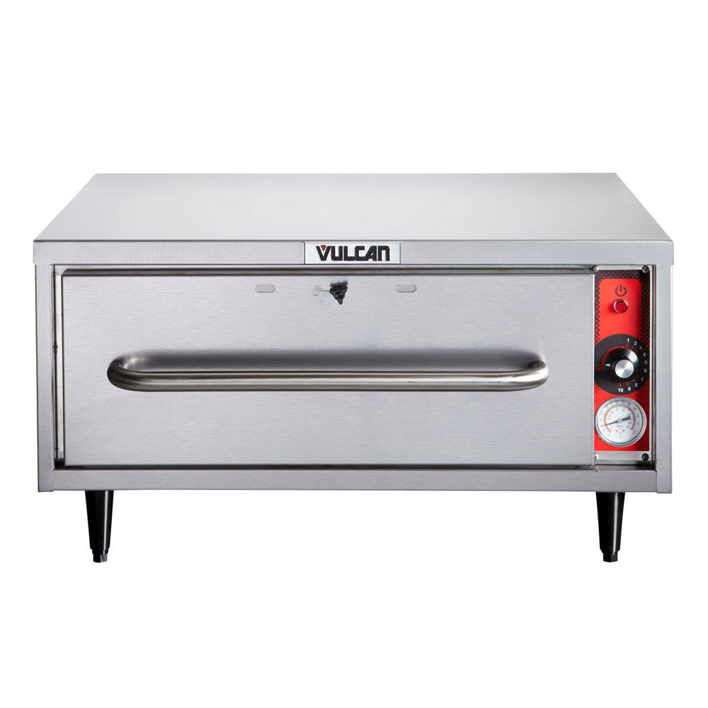 Vulcan VW1S Slim-Line Warming Drawer, Free Standing, Thermostat Controls, 120 V