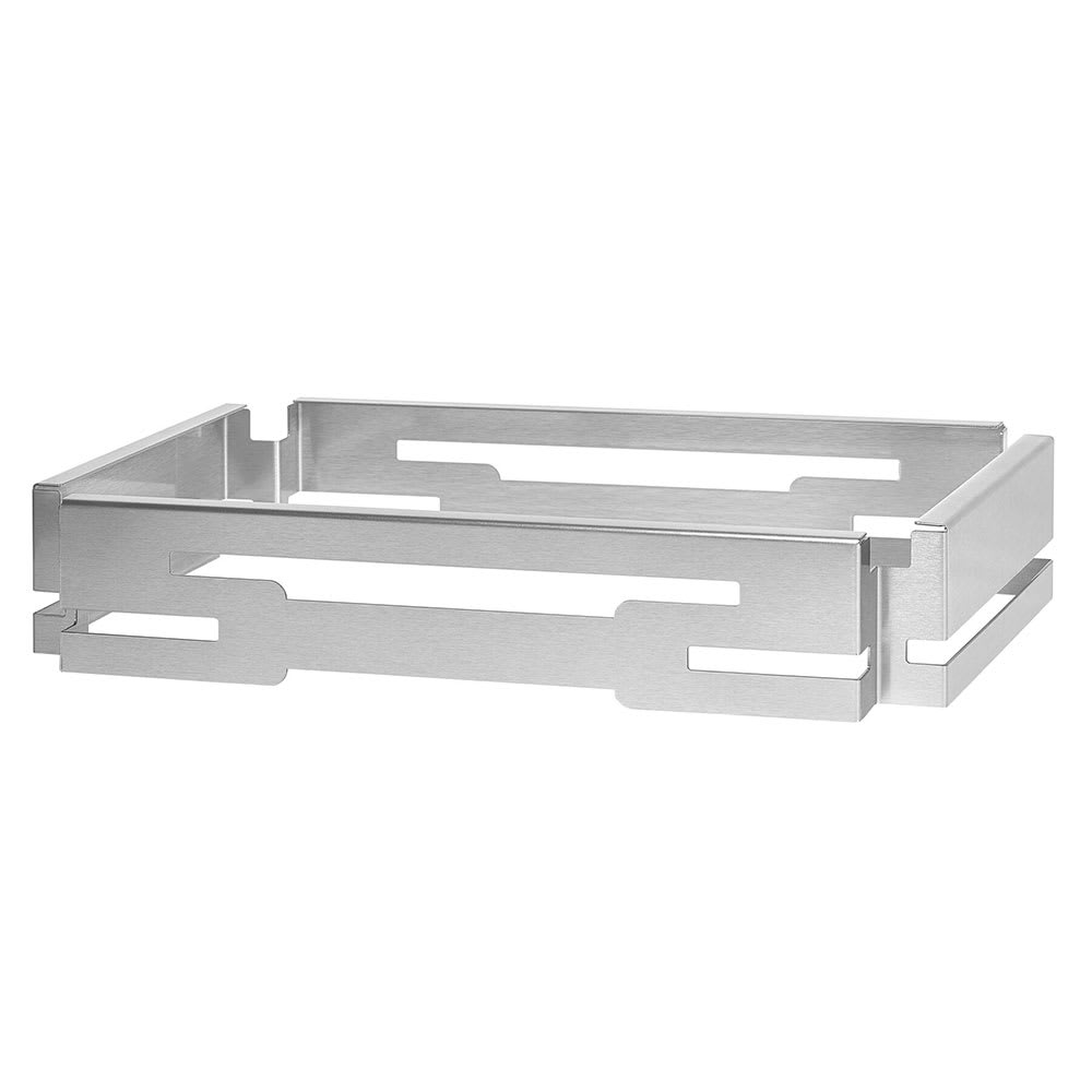 Rosseto BK015 Base Frame for BD115, BD119, BD128, & BD129 Bakery Display Cases, Stainless