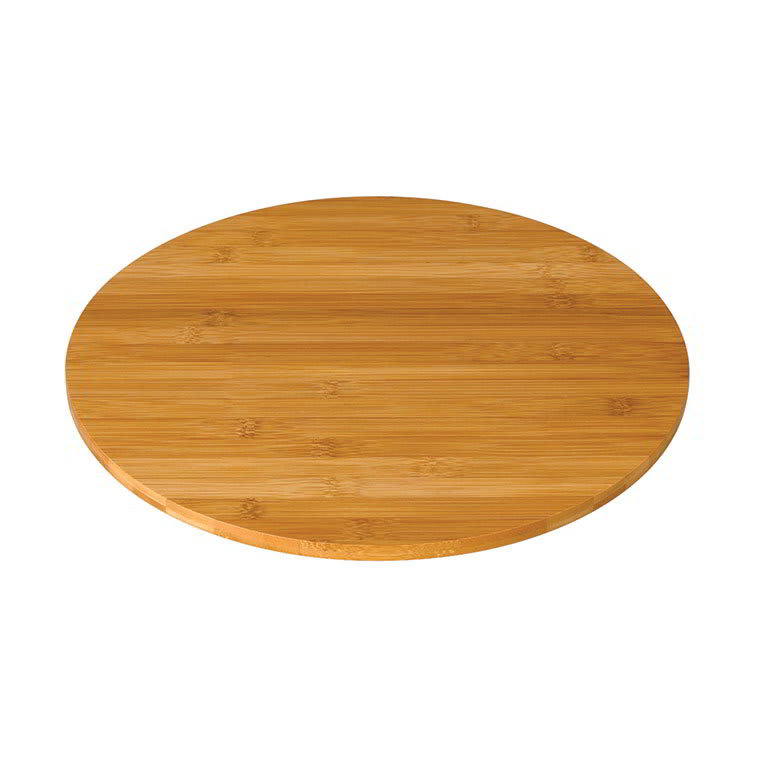 "Rosseto BP400 14"" Round Display Platter - Bamboo"
