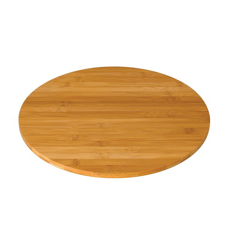 "Rosseto BP500 20"" Round Display Platter - Bamboo"