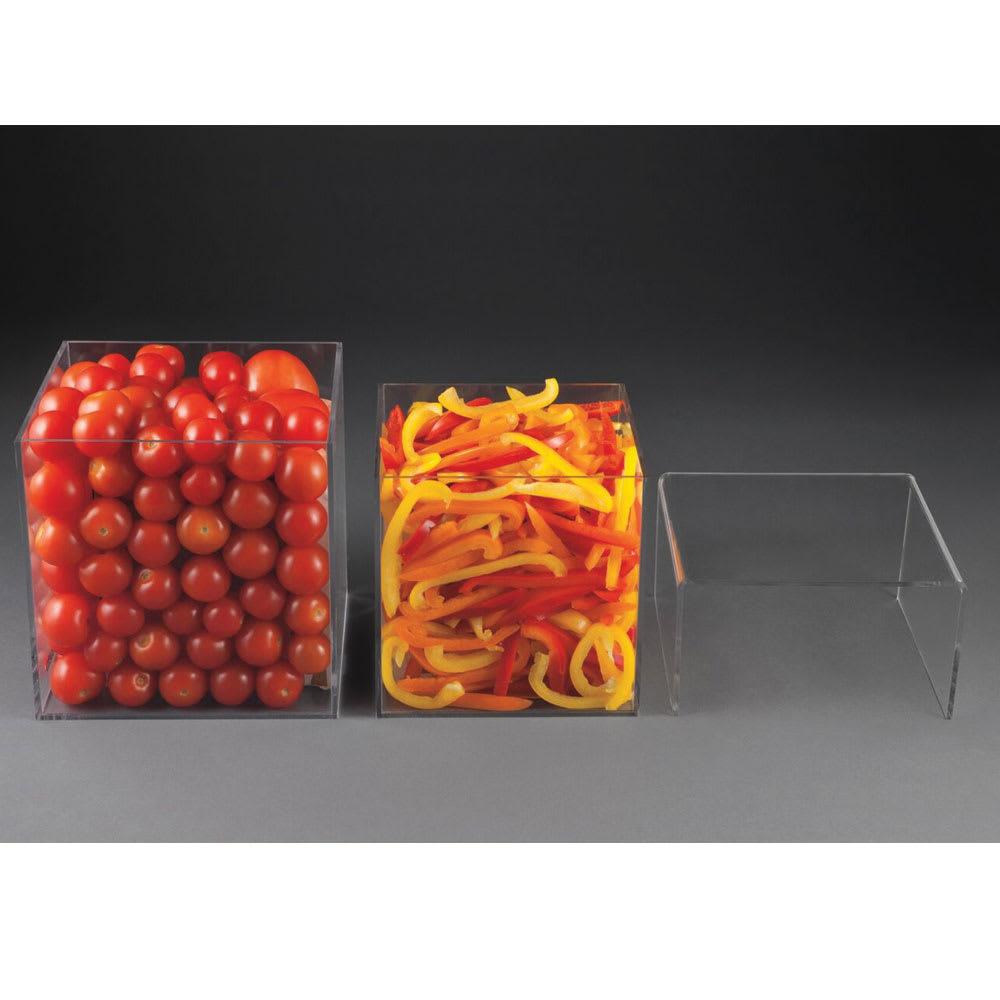Rosseto FBDC091 3 Piece Cubisers Set - 2 Cubes, 1 Riser, Acrylic, Clear
