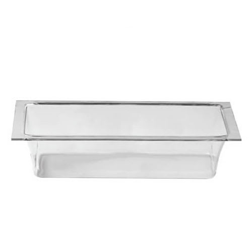 Rosseto ICBR19C Ice Pan for Multi-Chef™ Ice Tubs - Acrylic, Clear