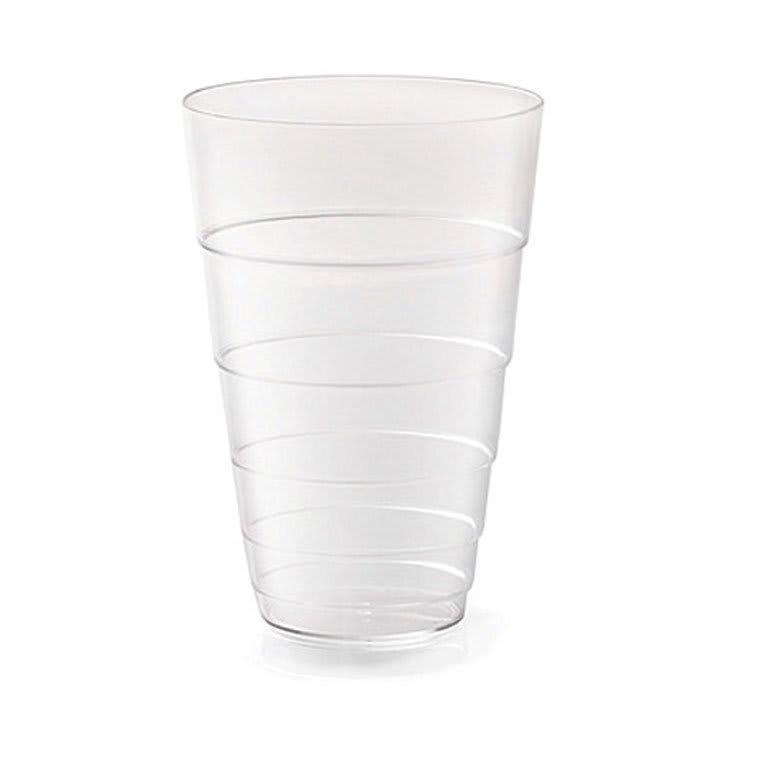 Rosseto L50000 12-oz Liteware Tumbler - Polystyrene, Clear