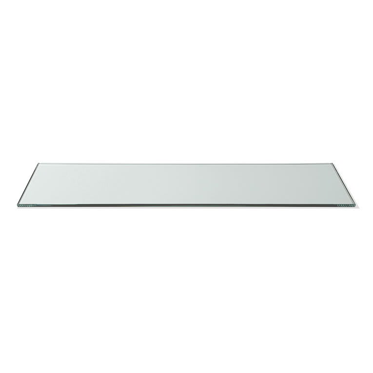"Rosseto SG014 Rectangular Display Platter - 33 1/2x7 3/4"" Acrylic, Clear"