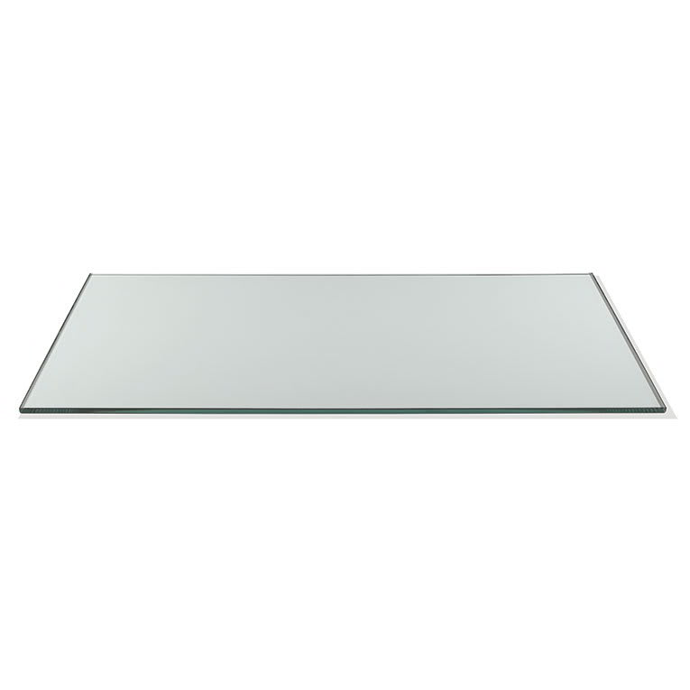 "Rosseto SG017 Rectangular Display Platter - 33-1/2x14"" Acrylic, Clear"