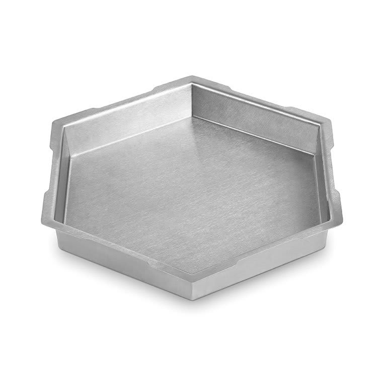 "Rosseto SM124 18"" Honeycomb Ice Bath - Stainless"