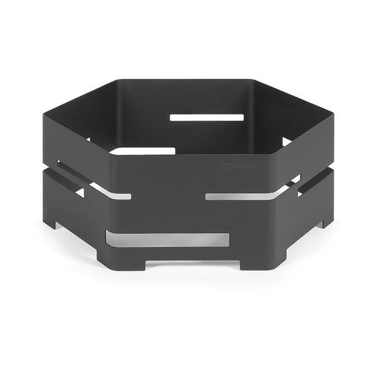 "Rosseto SM135 Honeycomb Display Riser - 18x17"" Black"