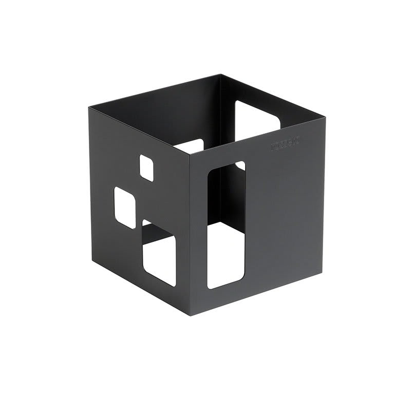 "Rosseto SM140 7"" Square Warmer - Black"