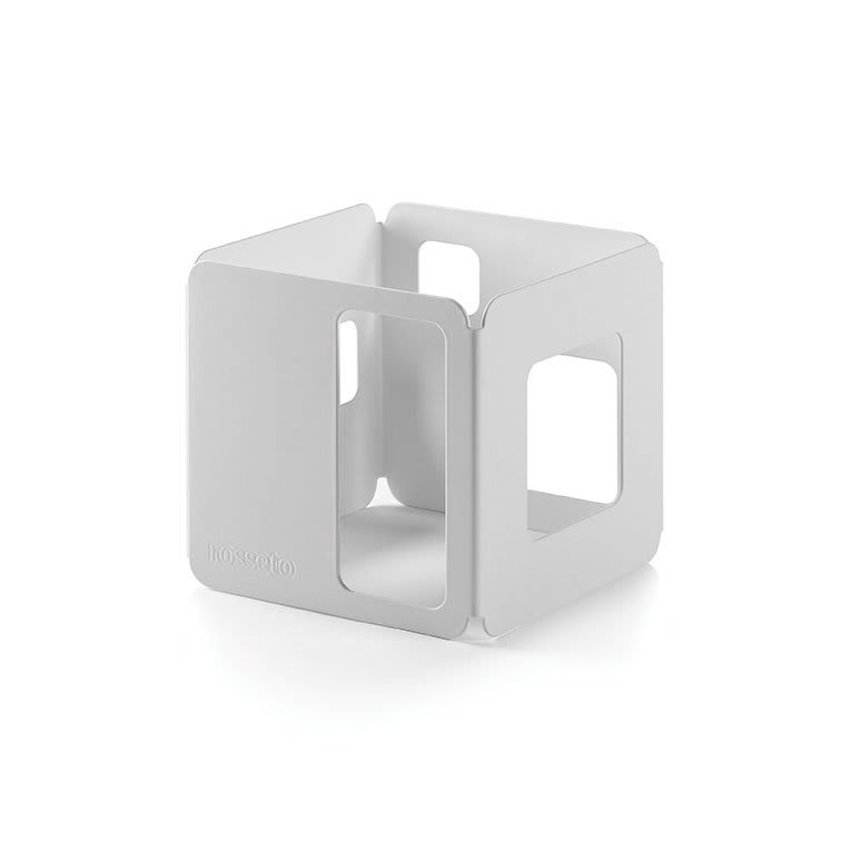 """Rosseto SM147 6"""" Cube Display Riser - White"""