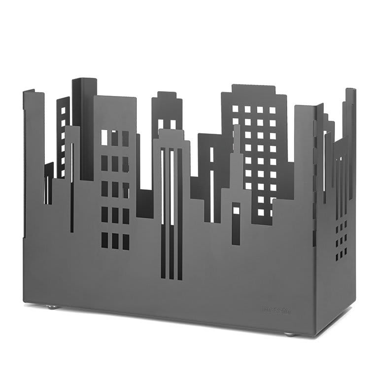 Rosseto SM158 City Riser - Black