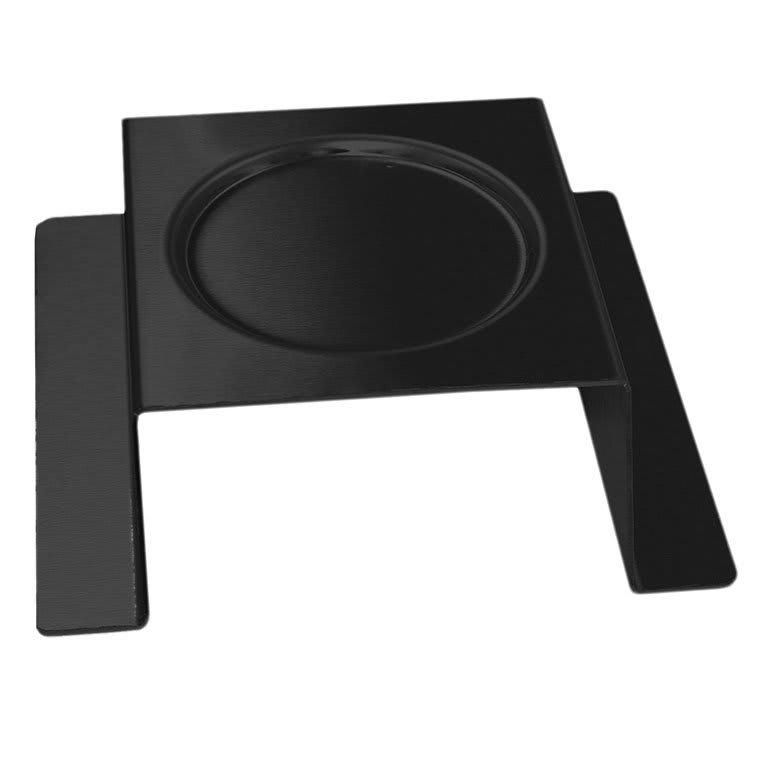 "Rosseto SM170 3"" Square Burner Stand - Black"