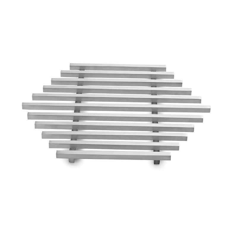 Rosseto SM224 Track Grill - Honeycomb Shape, Stainless