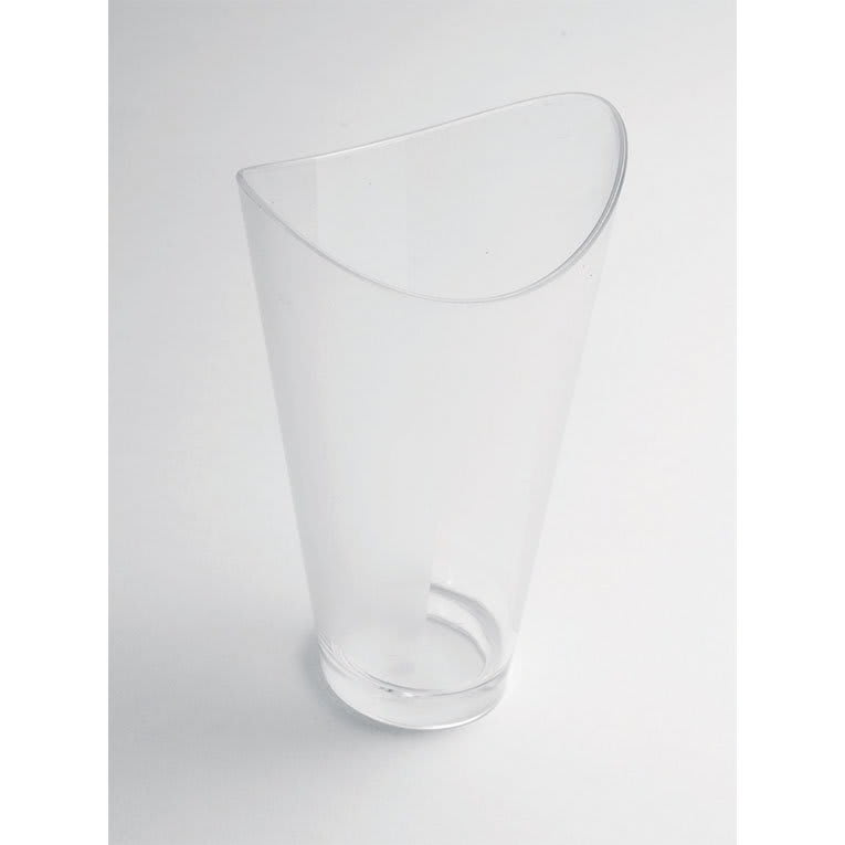 Rosseto TC1743 3-oz Twist Disposable Mini Cup - Clear