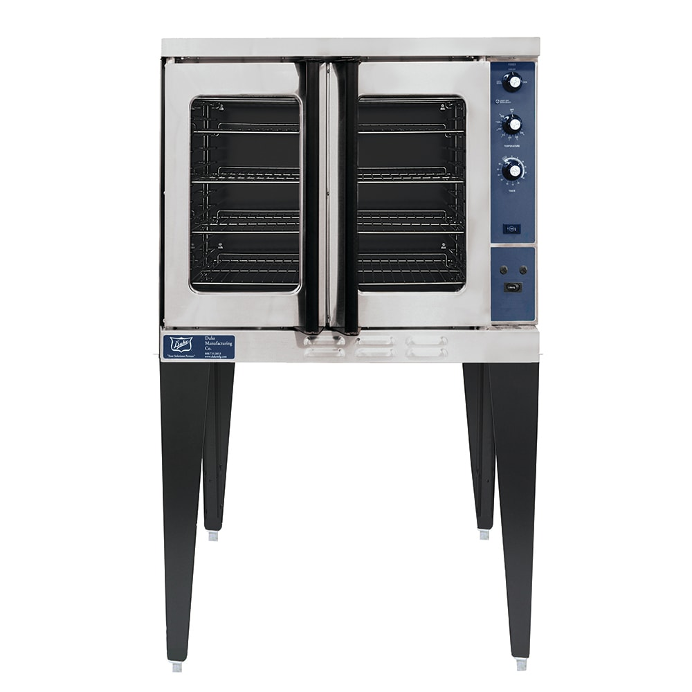 Duke E101-E Full Size Electric Convection Oven - 208v/1ph