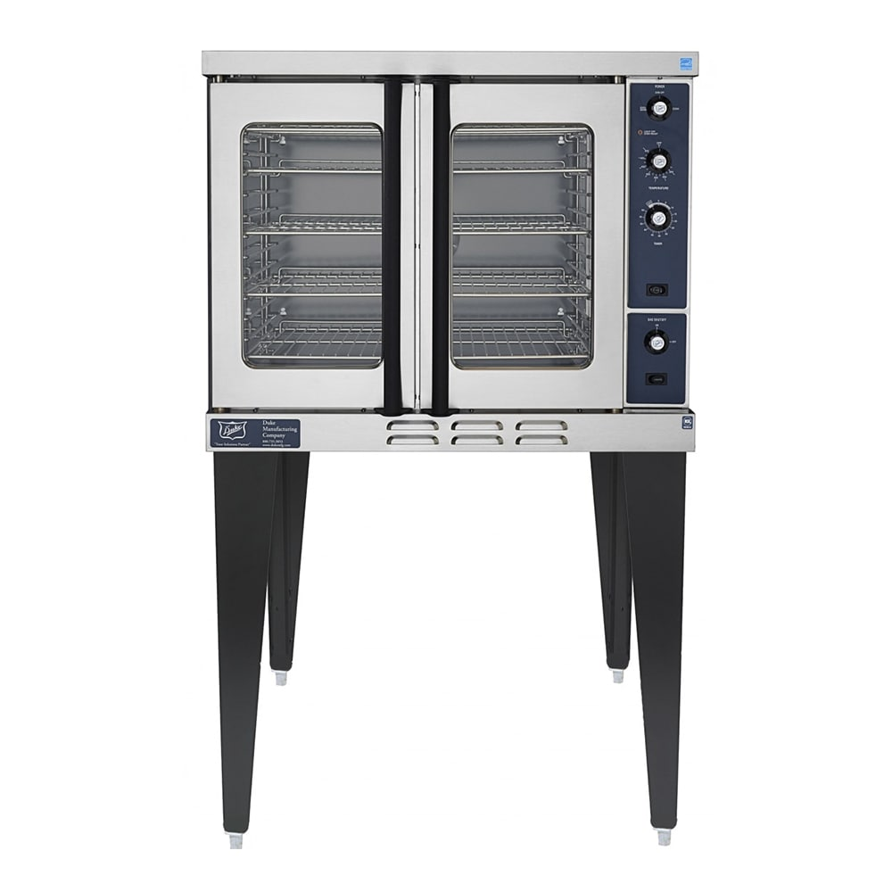 Duke E101-G Full Size Gas Convection Oven - LP