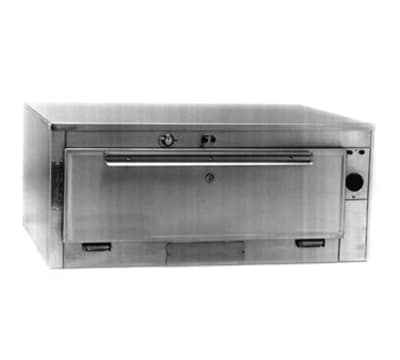 Duke 1351P 2403 Pass Thru Heated Holding Cabinet, 1-Thermostat Per Compartment, 240/3 V