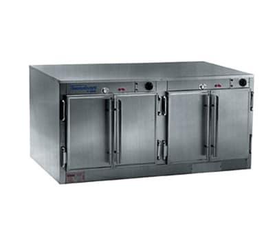 Duke 1572P 2083 Pass Thru Heating Cabinet, 1-Thermostat Per 2-Compartment, 208/3 V