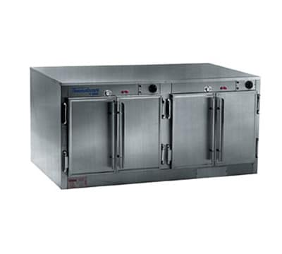 Duke 1572P 2403 Pass Thru Heating Cabinet, 1-Thermostat Per 2-Compartment, 240/3 V