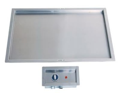Duke ADI-1HR Drop-In Heated Recessed Top w/ (1) Full Size Sheet Pan Capacity, 120v