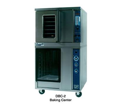 Duke PFB-2 Proofer Cabinet Base for Model 613 Oven, 1 Section, 16 Pan Capacity