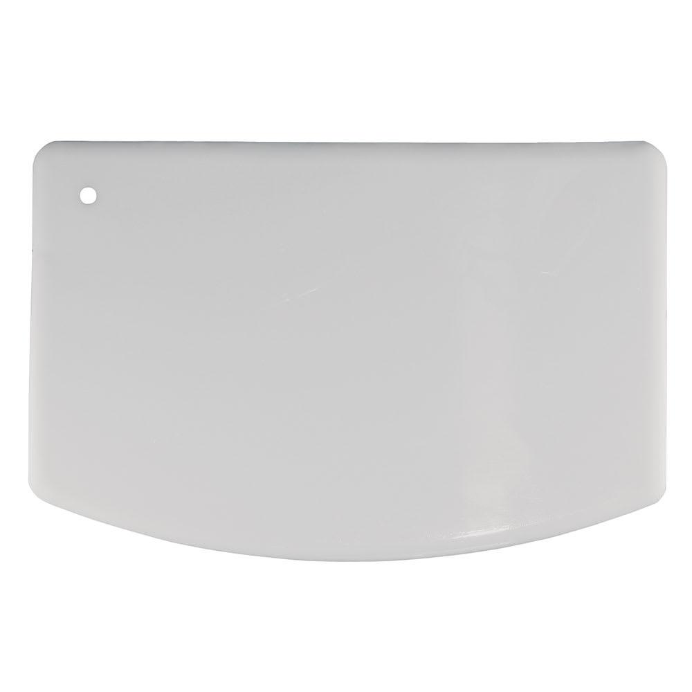 """Bar Maid CR-899 White Bowl Scraper, 5.2 x 3.75"""""""