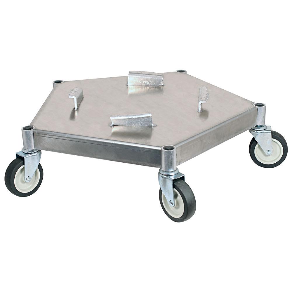 Bar Maid DOL-100 Dolly for Keg & Pail w/ 400-lb Capacity