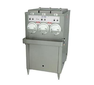 Stoelting CC303-28 Custard Freezer w/ (3) 7.5-gal Hopper, Remote, 3-Barrel, Air Cooled, 208230/1 V