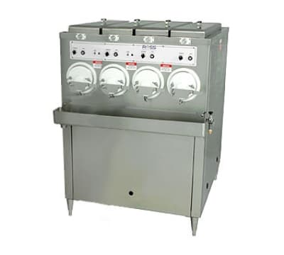 Stoelting CC404-209 Custard Freezer, (4) Hoppers w/ Condenser, Remote Air Cooled, 115 V