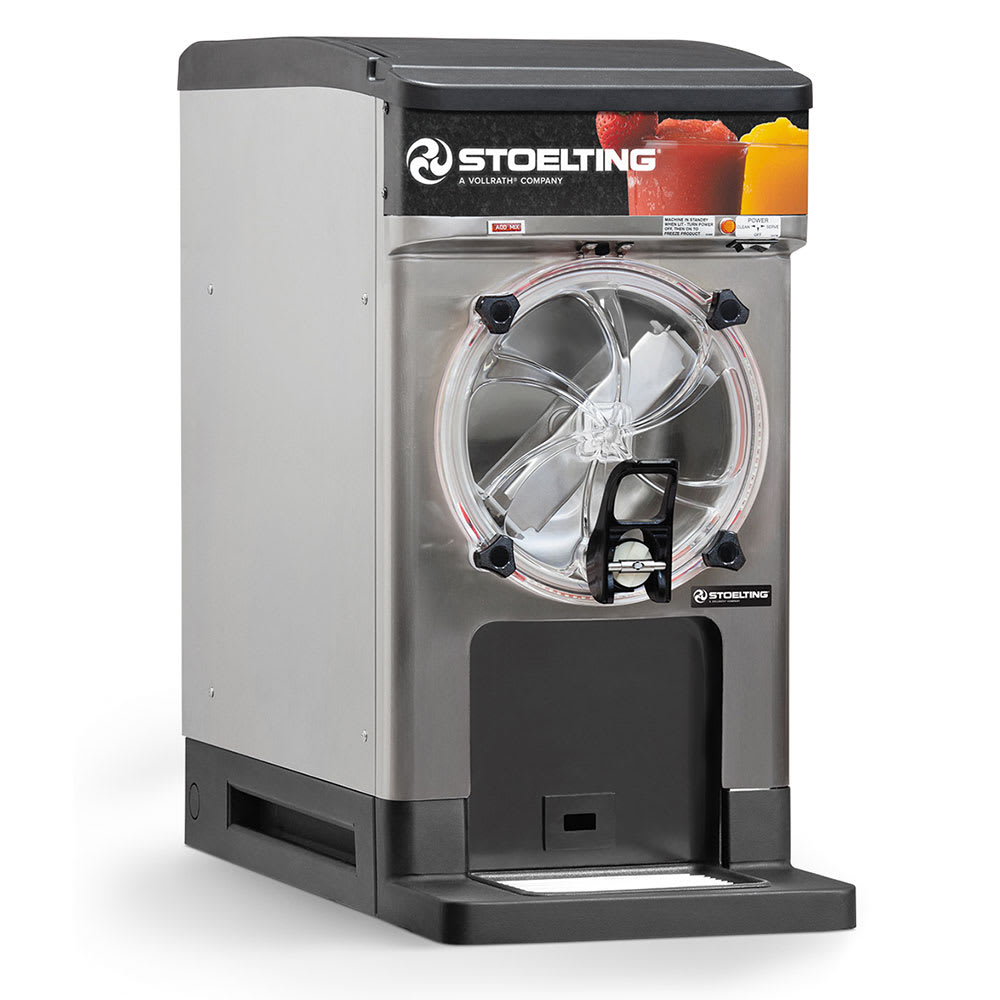 Stoelting D118-17-L High-Capacity Frozen Drink Machine w/ (1) 5 gal Hopper - Water Cooled, 115v