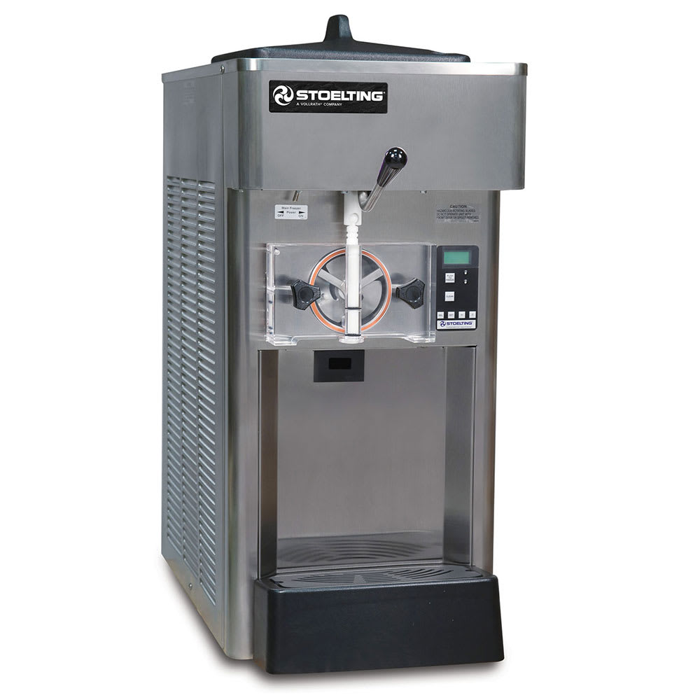 Stoelting F111-38I Soft-Serve Freezer w/ 13.6 qt Hopper, Air Cooled, 208 240/1v