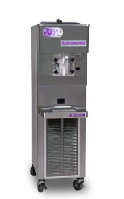 Stoelting F212-18 21.7-qt Shake Slush Freezer w/ 21.7-qt Hopper, Water Cooled, 208-230/1 V
