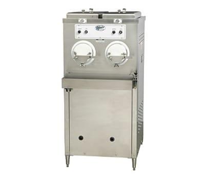 Stoelting M202-28 Custard Freezer w/ (2) 6-Gallon Hoppers, Air Cool, Remote, 208230/1 V